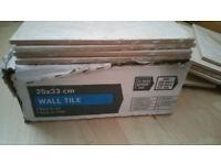 25X33cm wall tiles - free