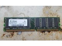 512MB DDR1 Desktop