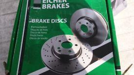 Brand New Eicher Brake Discs