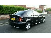 BMW 3 SERIES COMPACT EXCELLENT
