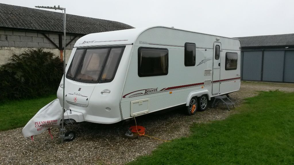 Creative Sterling Europa 545 2011 Caravans For Sale West Yorkshire Wakefield