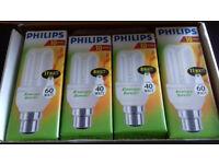 Philips Low Energy Light Bulbs Energy Saver