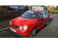 Vw Polo 1.2E Perfect first car