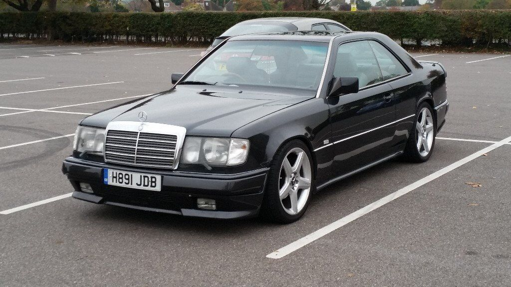 Mercdes Benz W124 Amg Bodykit In Slough Berkshire Gumtree