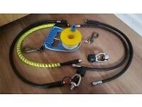 Diving equipment regulators