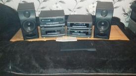 Technics Audio Setup