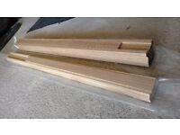 Ash Handrail and Baserail for sale