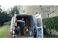 Move it with jim. Man with a van from £18 per hr