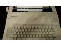 Samsung SQ-1000 Electric Typewriter