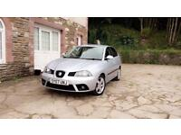 Seat ibiza 1.4 petrol ⛽️ 5dr excellent condition through out