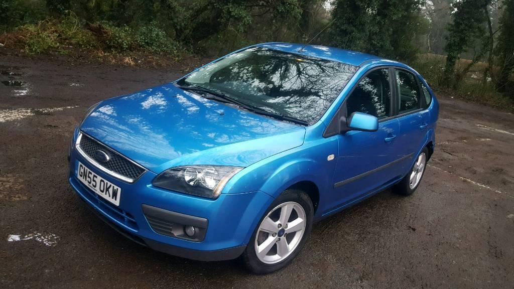 2005 ford focus. 1.6 petrol manual