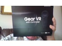 Samsung Gear VR Headset with Controller