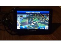 GARMIN NUVI 57LM WITH NEWEST MAPS AND SOFTWARE