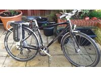 Giant Escape Hybrid 2 Electric BIKE - Pedal Assisted HARDLY USED £650
