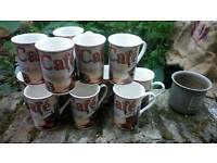Coffee Café Mugs x60