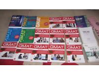 FREE GMAT WORKBOOKS 20 GREAT CONDITION