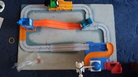 Thomas The tank Engine Big Loader mail delivery playset.