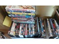 OVER 200 BOXED DVD MOVIES LOADS AND LOADS OF TOP TITLES