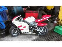50cc mini moto see description