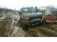 Jeep grand cherokee off road ready