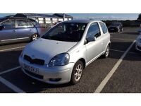 Toyota Yaris 1.3 VVT-i Colour Collection 3dr