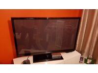 "Samsung Plasma LCD HDTV 43"""
