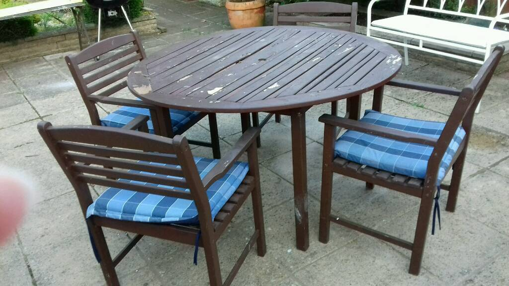 Garden furniture set. Garden furniture set   in Stotfold  Hertfordshire   Gumtree