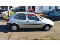 AUTOMATIC FORD FIESTA 43000 MILES