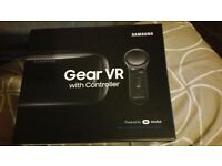 BRAND NEW gear vr with controller