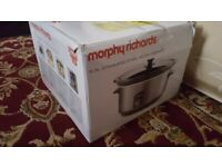 Slow Rice Cooker. Brand New boxed. Collect today cheap