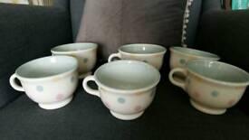 Laura ashley soup mugs