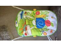 Baby bouncer with motion £15