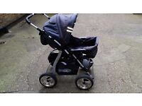 Push Chair, Buggy and Car Seat