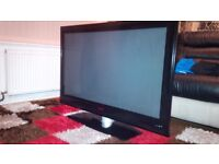 50inch Phillips plasma TV (good condition)