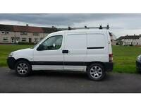 07 Citreon Berlingo 800 hdi lx92 1560cc 97k miles ***NO VAT***