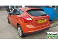 2011 Ford Focus 1.6petrol turbo PARTS ***BREAKING ONLY SPARES JM AUTOSPARES