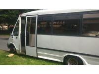 Ford transit campervan conversion