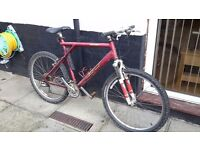 GT Tempest Mountain Bike for sale