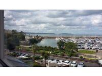 To Let -1 Bedroom apartment overlooking Bangor Marina