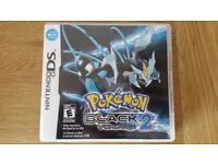 POKEMON BLACK 2 NINTENDO DS .