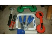 Glazing tools see pics