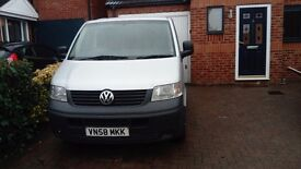2008 VW Transporter 4Motion Combi 4X4