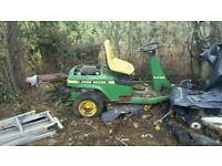 Jhon deer lawn mower
