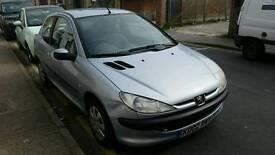 Peugeot 206 1.1 2002