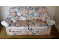 Two seater sofabed for sale