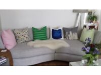 Feather Filled Cushions plus Covers