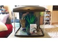 Aquarium Fish Box 48ltr very good condition Full Set-up