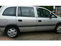 Vauxhall zafira spares or repares