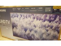 "Samsung 55"" Flat Screen Smart Freeview LED TV UE55MU6470"