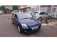 Toyota Avensis D4D Diesel 53 REG (Fully Loaded) Very Economic and Excellent Runner